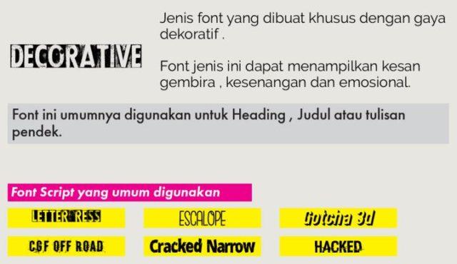 Tips Pengaturan Font Untuk Hasil Optimal 8 H3NDY