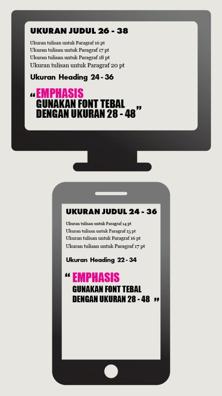 Tips Pengaturan Font Untuk Hasil Optimal 10 H3NDY