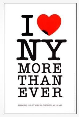 poster i love new york milton glaser